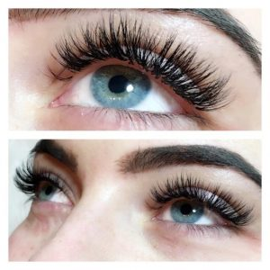 Russian Volume Lashes